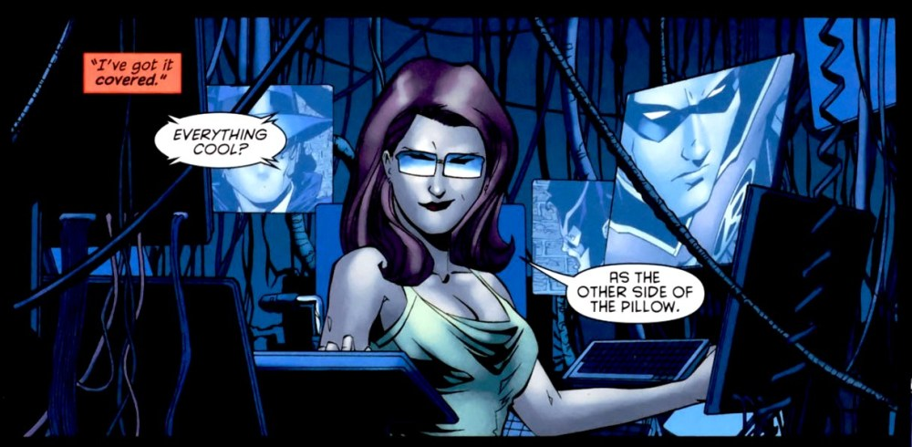 Time Machines, Refrigerators, Supers and Sex An Analysis of Comic-book Troupes Through Barbara Gordon (2/6)