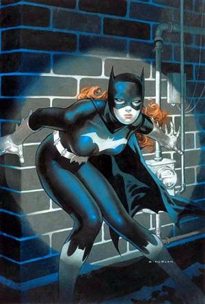 Batgirl_by_Nowlan