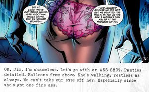 Time Machines, Refrigerators, Supers and Sex An Analysis of Comic-book Troupes Through Barbara Gordon (1/6)